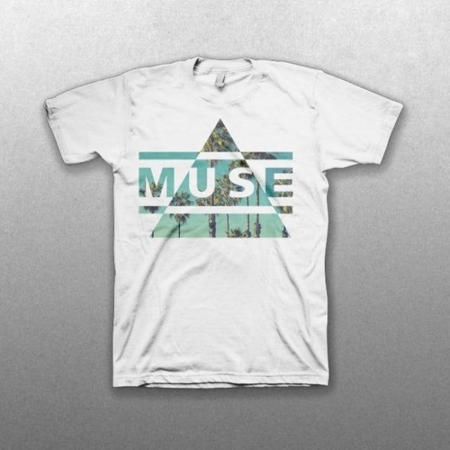 Muse Palms T-Shirt