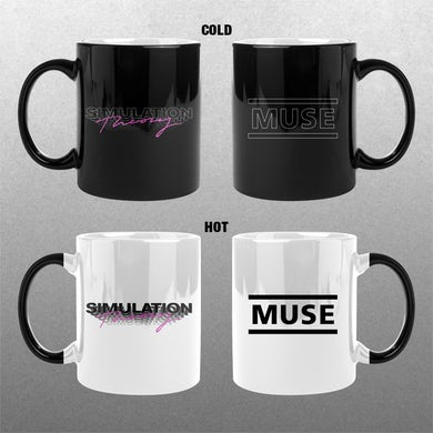 Muse Simulation Theory Color Changing Mug