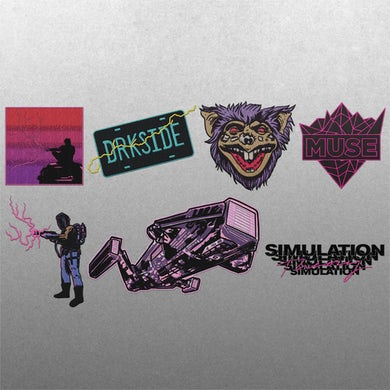 Muse Simulation Theory Patch Set