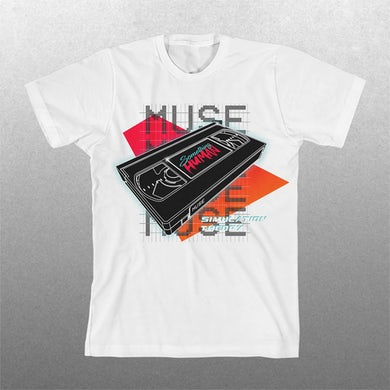 Muse Simulation VHS T-shirt