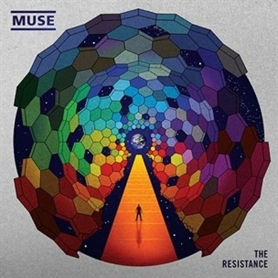 Muse The Resistance CD