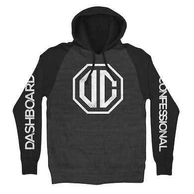 Dashboard Confessional Crooked Shadows Hoodie