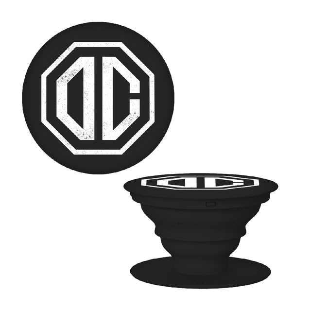 Dashboard Confessional Logo Phone Stand