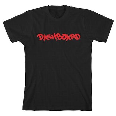 Dashboard Confessional Brushed Logo T-Shirt
