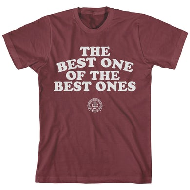 Dashboard Confessional Best Ones T-Shirt