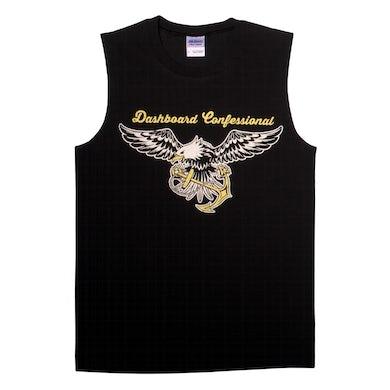 Dashboard Confessional Sleeveless Eagle Tank