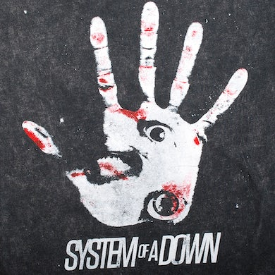 System Of A Down Hand Eye T-Shirt