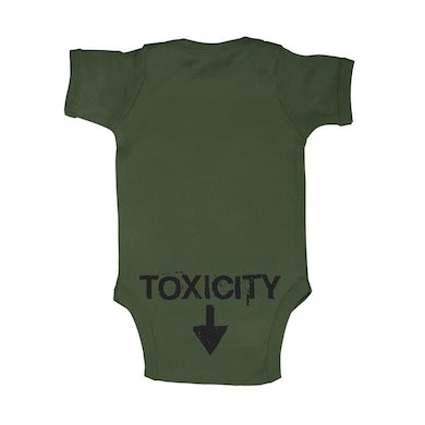System Of A Down Toxic Booty Onesie