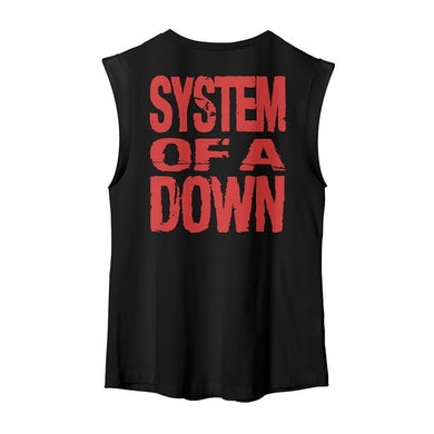 System Of A Down Sugar Ladies Muscle Tank
