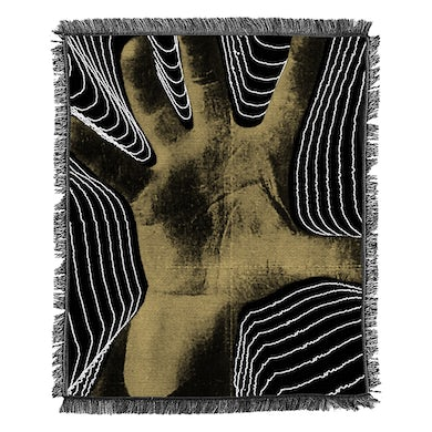 System Of A Down Hand Tapestry Blanket