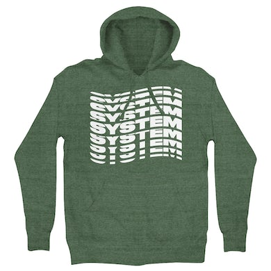 System Of A Down System Wave Hoodie