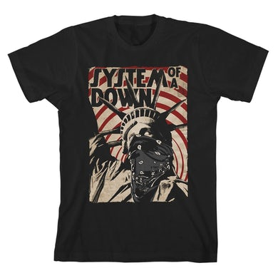 System Of A Down Liberty Bandit T-Shirt
