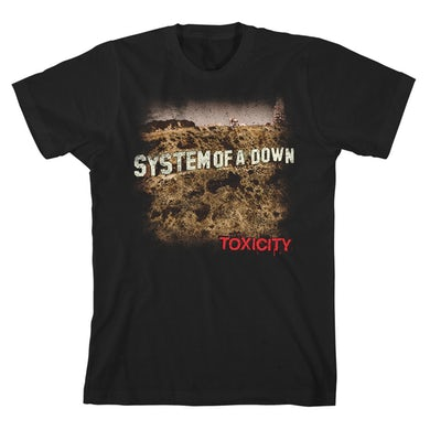 System Of A Down Toxicity T-Shirt