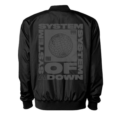System Of A Down SOAD Bomber Jacket