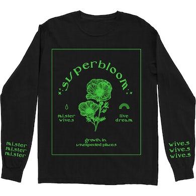 Misterwives Live Dream Box Long Sleeve T-Shirt
