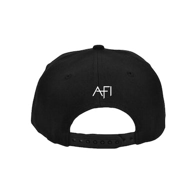 AFI Triangle Blood Drops Embroidered Snapback