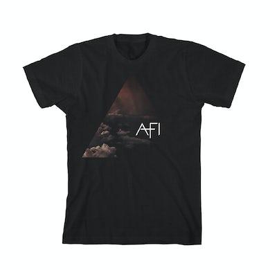 AFI Triangle Clouds T-Shirt