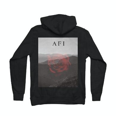 AFI Rose Pullover Hoodie
