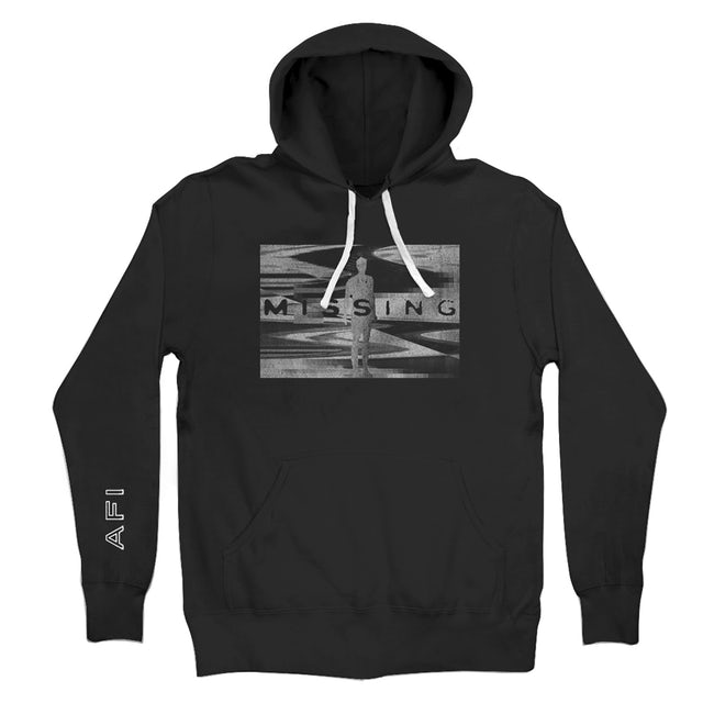 AFI Missing Glitch Pullover Hoodie