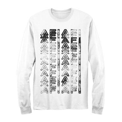 AFI Blur Down Long Sleeve T-Shirt