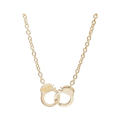 AFI Beautiful Thieves Handcuff Necklace