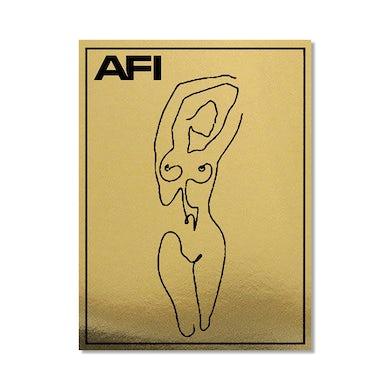 AFI Gold Foil Lithograph