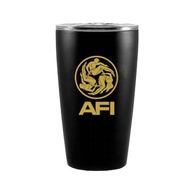 AFI Badge Logo Tumbler