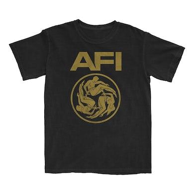 AFI Badge Logo T-Shirt
