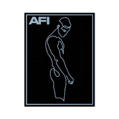 AFI Black Foil Lithograph