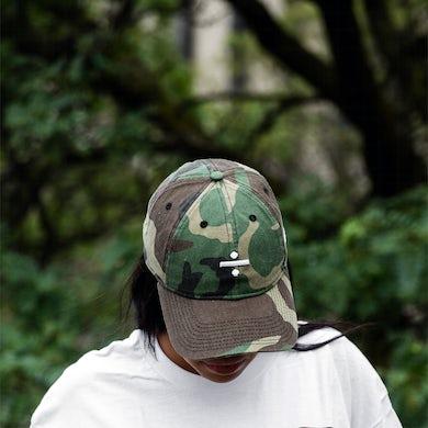 dvsn Camo New Era Hat – White