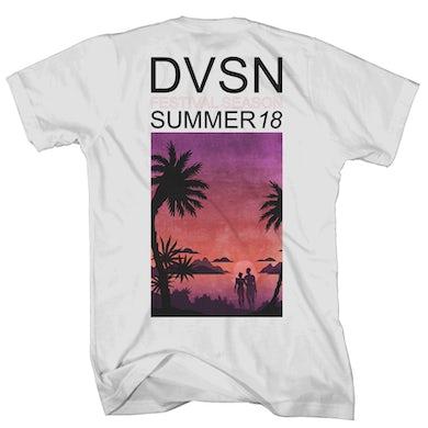 dvsn Summer Festival T-shirt 2018