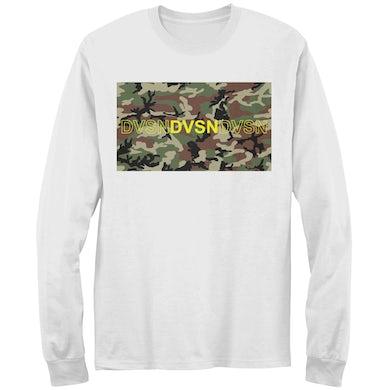 dvsn Camo Block Long Sleeve T-Shirt