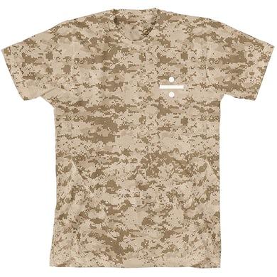 Desert Digital Camo DVSN Logo T-Shirt
