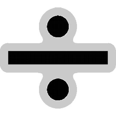 dvsn Symbol Enamel Pin