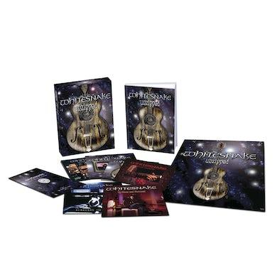 Whitesnake Unzipped (Super Deluxe Edition)(5CD/1DVD)