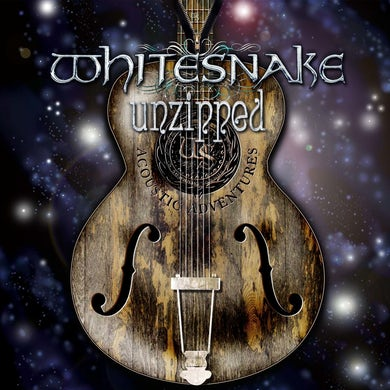Whitesnake Unzipped (Deluxe Edition)(2CD)