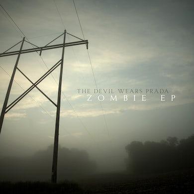 The Devil Wears Prada Zombie EP CD
