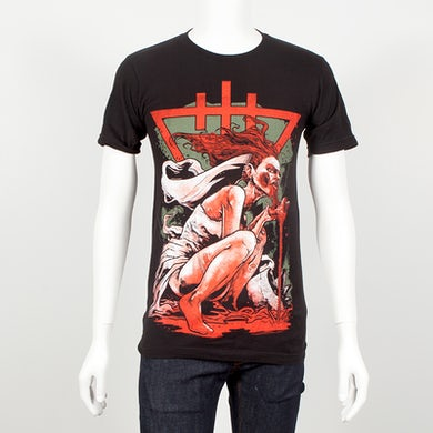 The Devil Wears Prada Bloody Bride T-Shirt