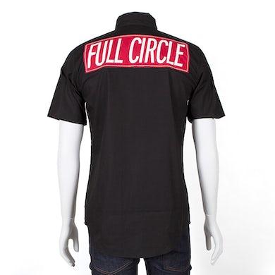 The Devil Wears Prada Full Circle Button Up