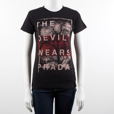 The Devil Wears Prada Tree (Juniors) T-Shirt