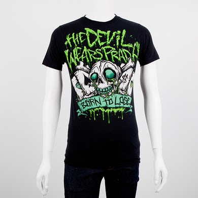 The Devil Wears Prada Born To Lose T-Shirt