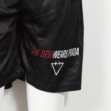 The Devil Wears Prada Dagger Basketball Shorts