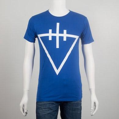 The Devil Wears Prada Symbol Royal Blue T-Shirt
