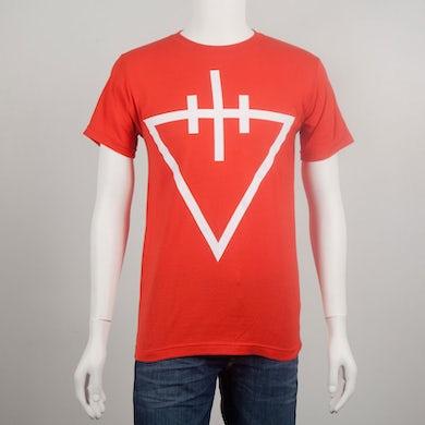 The Devil Wears Prada Symbol Orange T-Shirt