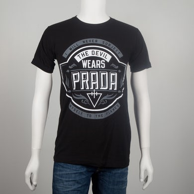 The Devil Wears Prada Spring '13 Tour T-Shirt