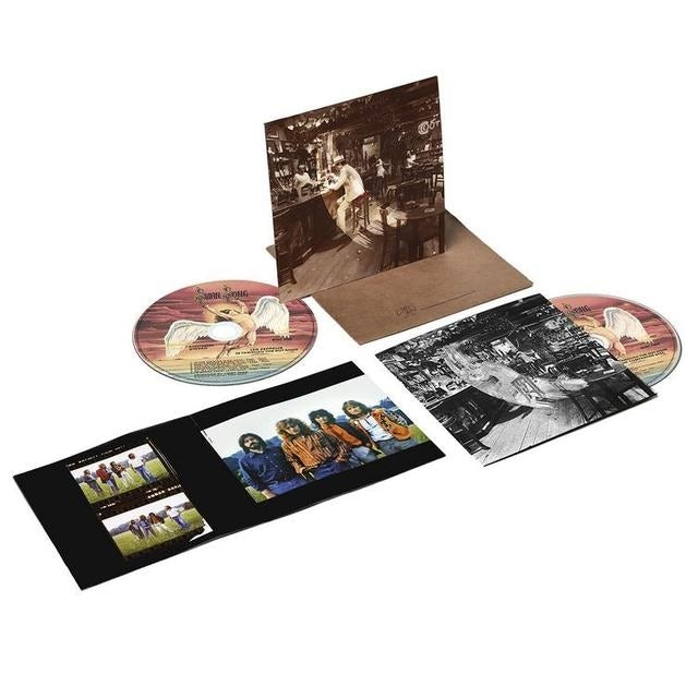 Led Zeppelin In Through The Out Door (Deluxe CD Edition)