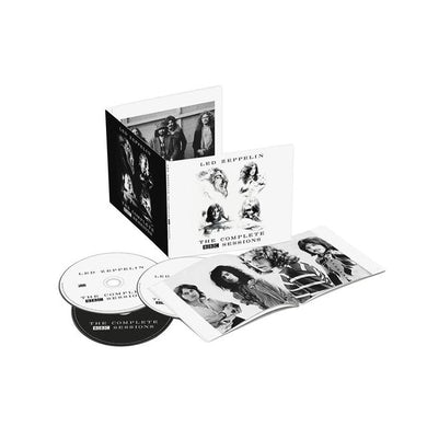 Led Zeppelin The Complete BBC Sessions (3CD)