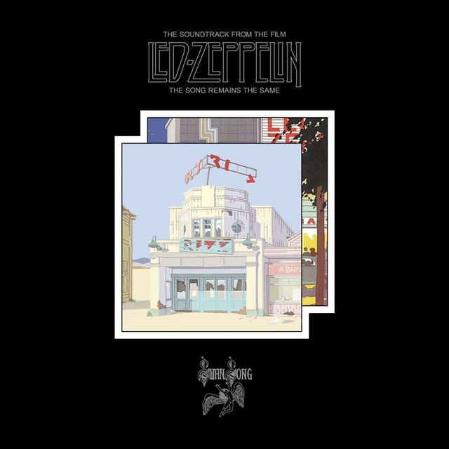 Led Zeppelin The Song Remains The Same (2CD)