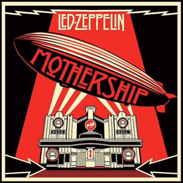 Led Zeppelin Mothership Vinyl 4LP Box Set