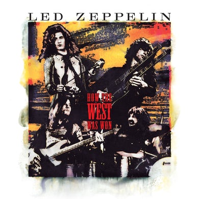Led Zeppelin How The West Was Won (Remastered) (4LP) (Vinyl)